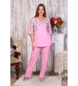 Б12 Пижама Нежность (Розовая)