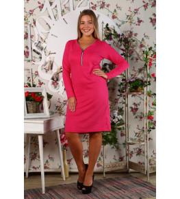 Д432 Платье Вероника (Розовый)