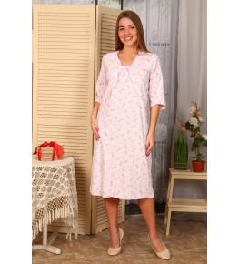 А6 Сорочка Нежность (светло розовая)