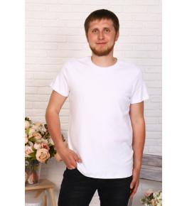 Л5 Футболка мужская Базовая (белая)
