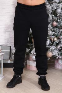 М5 Джеггеры мужские (черные)