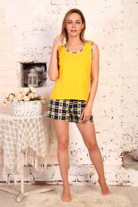 Б23 Пижама Аня (желтая)