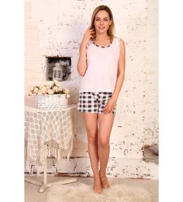 Б23 Пижама Аня (розовая)
