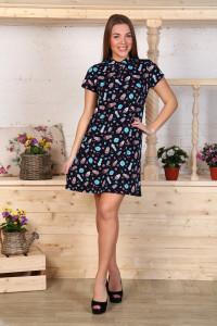 Д474 Платье Поло Лика (коктейль)