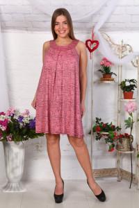 Д464 Платье Глория (розовое)