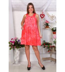 Д464 Платье Глория (красное)