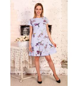 Д506 Платье Валерия (Колибри)