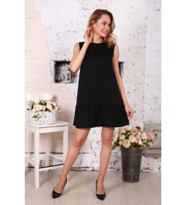Д508 Платье Валерия (Черное)