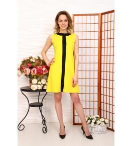 Д515 Платье Ялта (Желтое)
